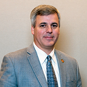 Todd Early, PSAC Chairman, Executive Committee Member
