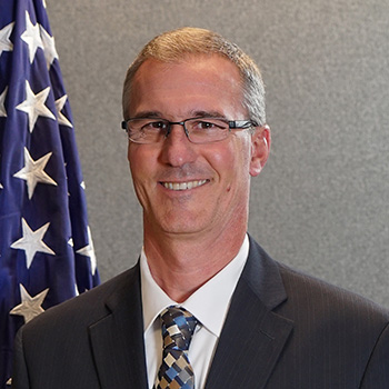 Donald Wiles, Acting Chief Procurement Officer