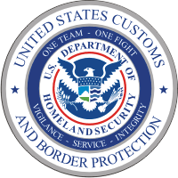 U.S. Department of Homeland Security/Customs and Border Protection