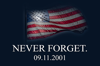 Never Forget 9/11/2001