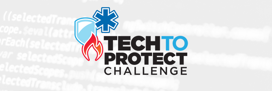 Logo for Tech to Protect Challenge