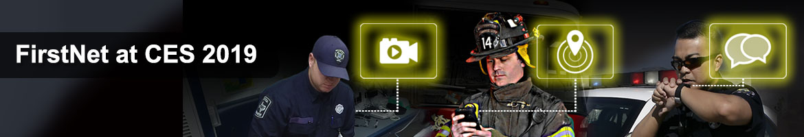 FirstNet at CES 2019
