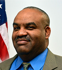 Frank Freeman III, Chief Administrative Officer