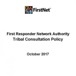 Cover of Tribal Consultation Policy