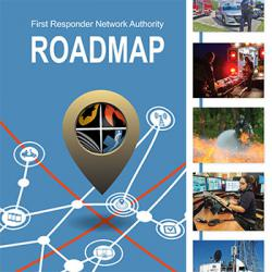Cover of the FirstNet Authority Roadmap