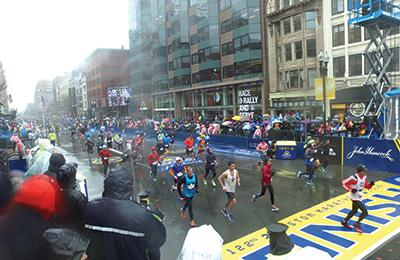 Keeping attendees safe at large events requires first responders to communicate seamlessly and gather vast amounts of information. At the 2018 Boston Marathon, first responders experienced the FirstNet difference with reliable communications and prioritized access to their dedicated broadband network.