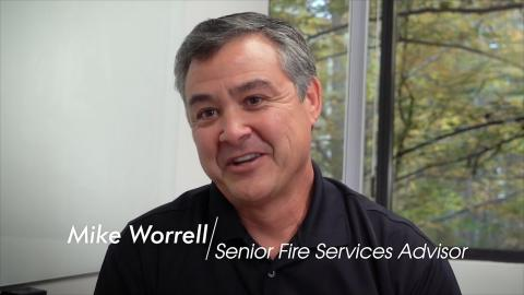 Mike Worrell is the FirstNet Senior Fire Services Advisor. He was previously with the Phoenix Fire Department where he served for 29 years, most recently as the technical services division chief.