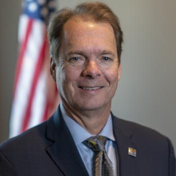 Mayor Billy Hewes